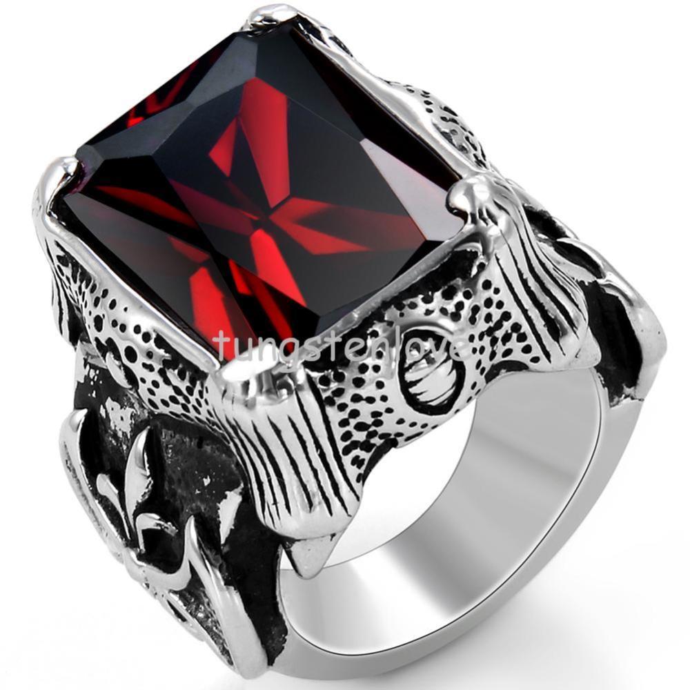 Vampire Wedding Rings Jewelry Ideas