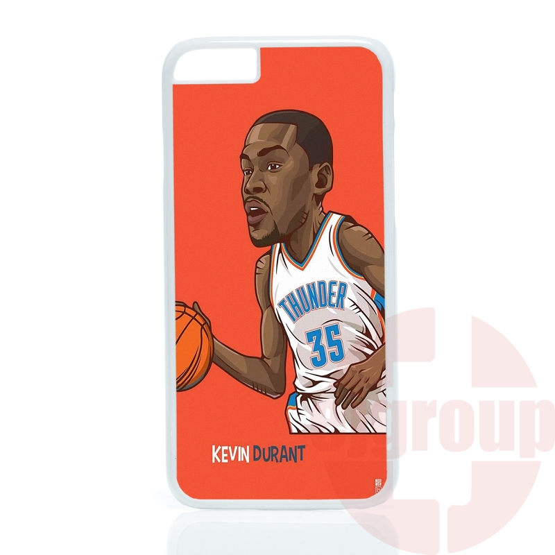 Hard Case For Huawei P6 P7 P8 mini Honor 3C 4C 6 7 Mate 7 8 P9 Plus Lite G6 G7 G8 4X 5X basketball star kevin durant kd(China (Mainland))