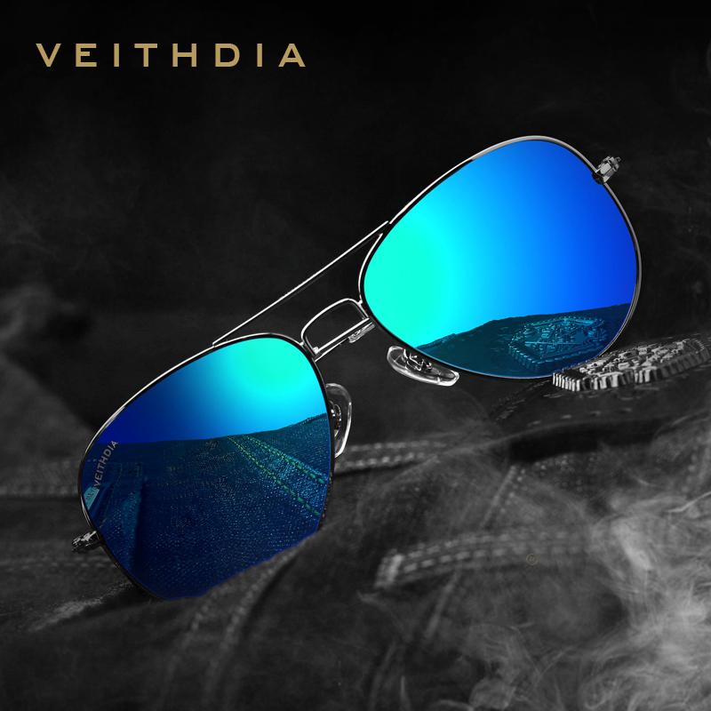 2016 New VEITHDIA Brand Designer Polarized Men Women Sunglasses Vintage Fashion Driver Sun Glasses gafas oculos de sol masculino(China (Mainland))