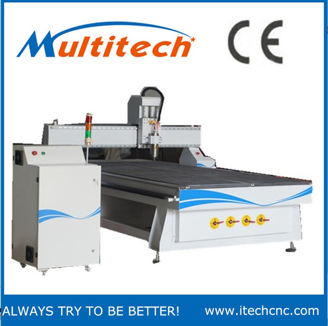 ITM1530 wood cnc sculpture machine with CE certification