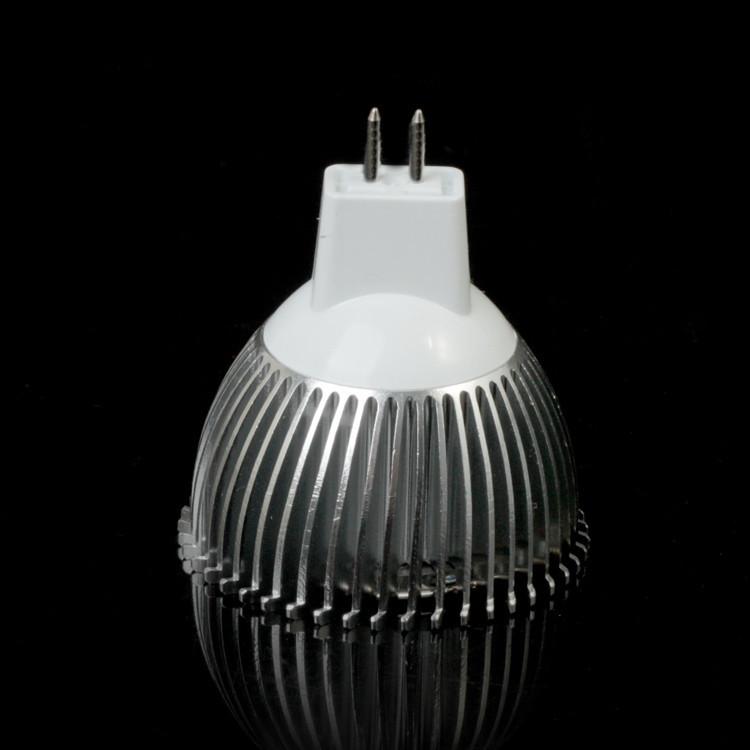 5pcs 3w mr16 dc12v белый/теплый белый Светодиодная лампа свет пятно света светодиодные света лампы ограниченное время предложение