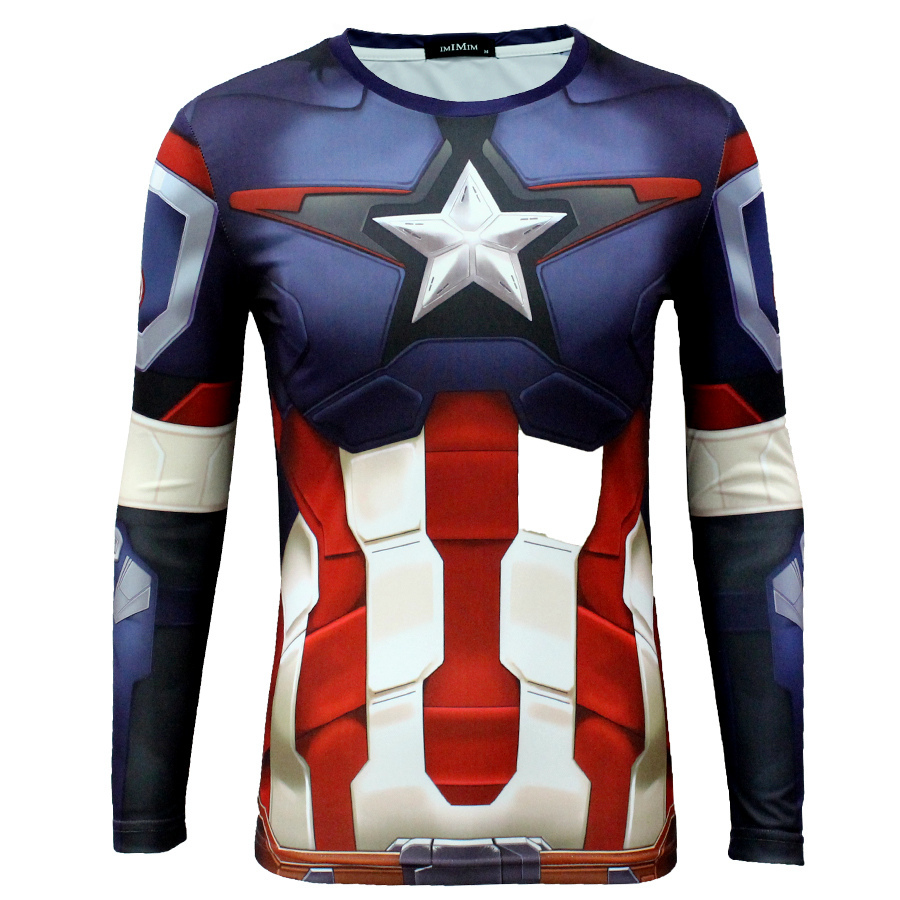Men Summer Short Sleeve T-shirt Marvel DC Comics The age of Ultron Cosplay Tops Unique World Debut ! Avengers Muscular Bulid TeeОдежда и ак�е��уары<br><br><br>Aliexpress