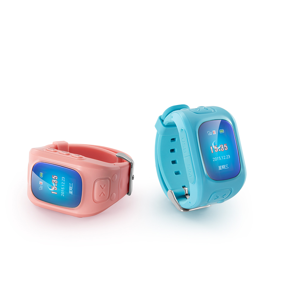 GPS watch for kids SOS History trace Two-way communicationkids gps watch tracker pink hot sale watch gps tracker free shipping<br><br>Aliexpress