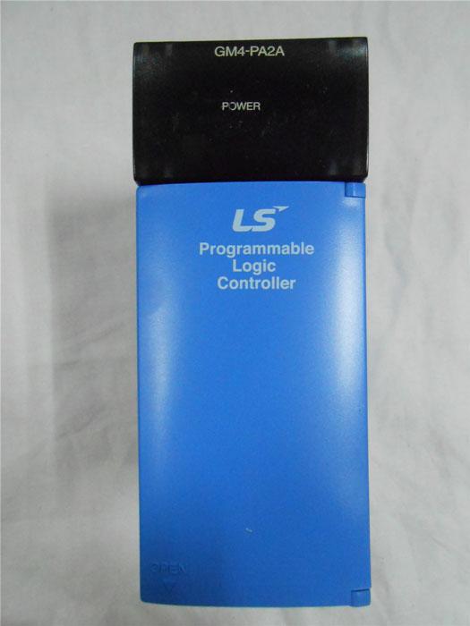 GM4-PA2A LS PLC K300S Series Power Supply Module AC170~264V DC5V 4A / DC24V 0.7A(Standard Type) New<br><br>Aliexpress