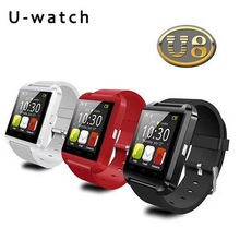 Authentic U8 Plus Bluetooth Smart Watch Uwatch series iPhone IOS 4.0 support synchronous Watch