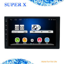 2 Din 7Inch Touch Screen Autoradio GPS Navigation 4.4 Andriod Car Radio Bluetooth Wifi 3G Steering Wheel Control(China (Mainland))