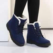 Buy Botas femininas women boots 2016 new arrival women winter boots warm snow boots fashion platform shoes women fashion ankle boots for $17.47 in AliExpress store