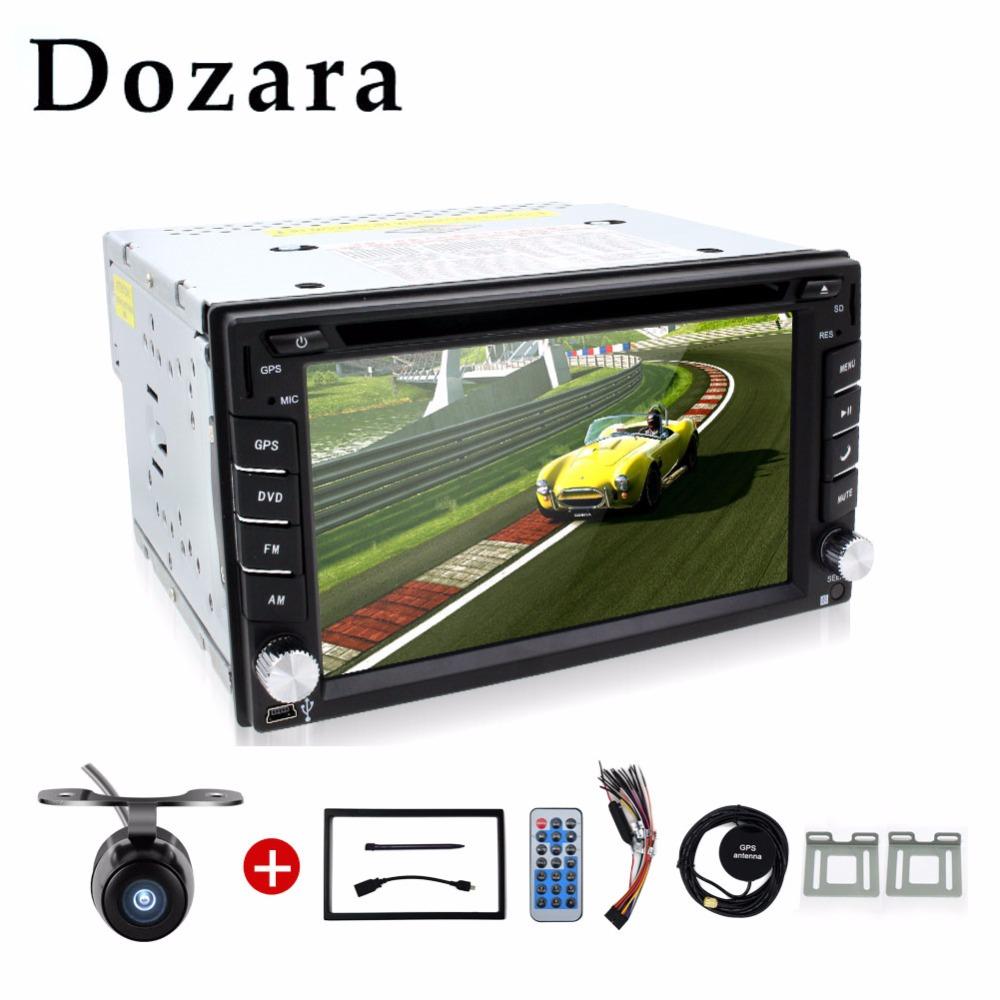 autoradio car TV dvd player GPS/Radio tuner/MP3/USB/SD/Bluetooth/Stereo/Video Free Map and Camera(China (Mainland))