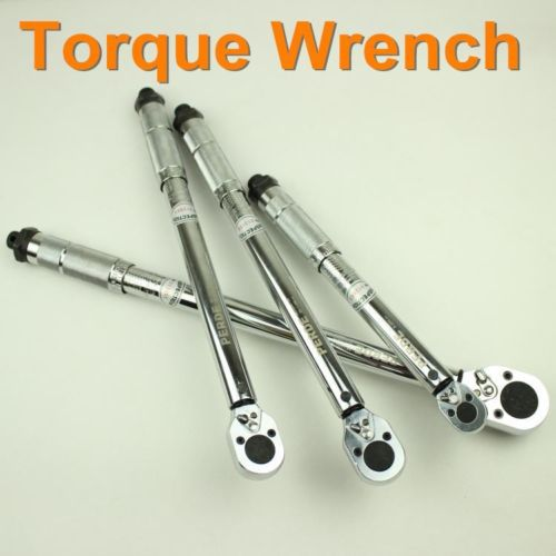 Wrench preset torque wrench 1/2 42-210NM 1/2 20-110NM 3/8 20-110NM 3/8 5-25 NM(China (Mainland))