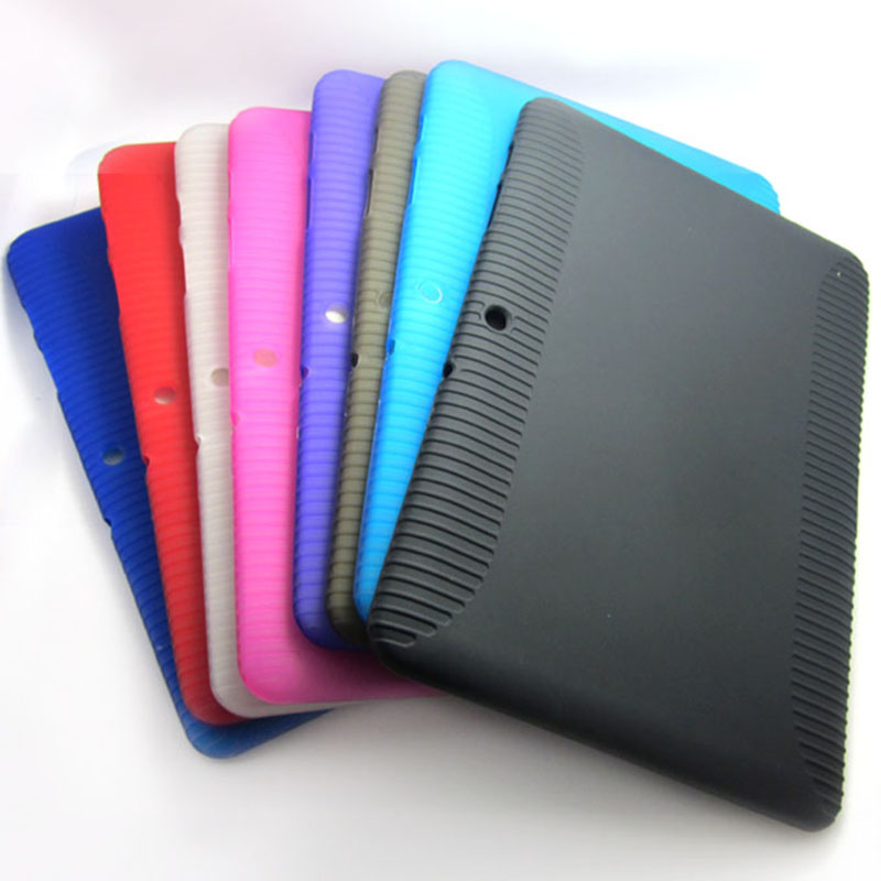 samsung galaxy tab 2 Soft TPU Silicone Cover Case protective shell skin 10.1 p5100 table PC cases - buybest store