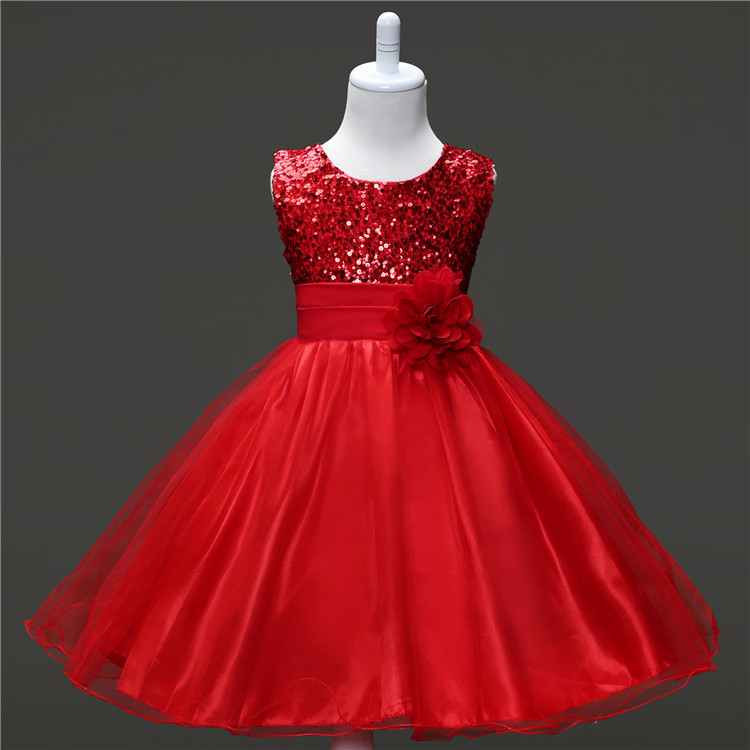 Girls Size 8 Christmas Dress image