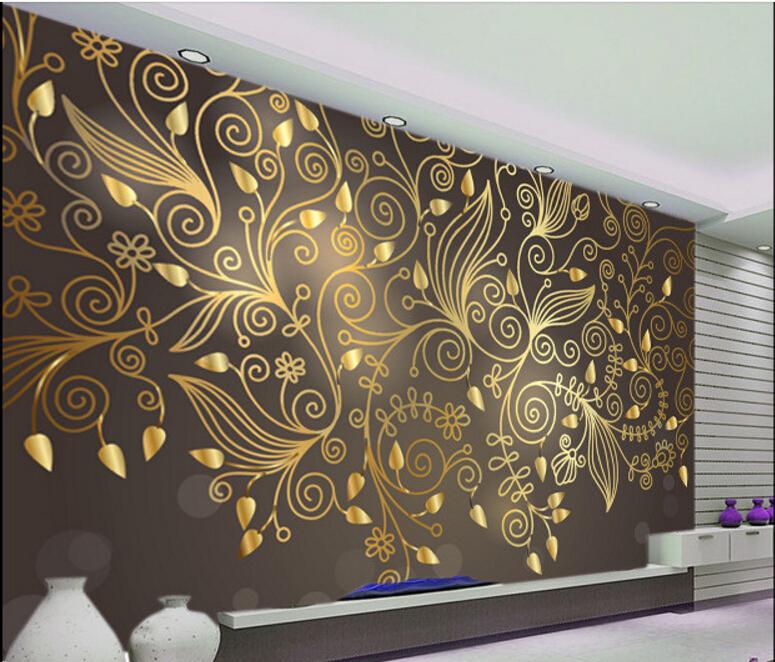 Metalic behang promotie winkel voor promoties metalic behang op - Behang voor restaurant ...