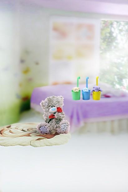 Фотография 600CM*300CM(20ft*10ft) Fundo Bear Flower Baby Child photography backdrop background for photo studio AY 3952