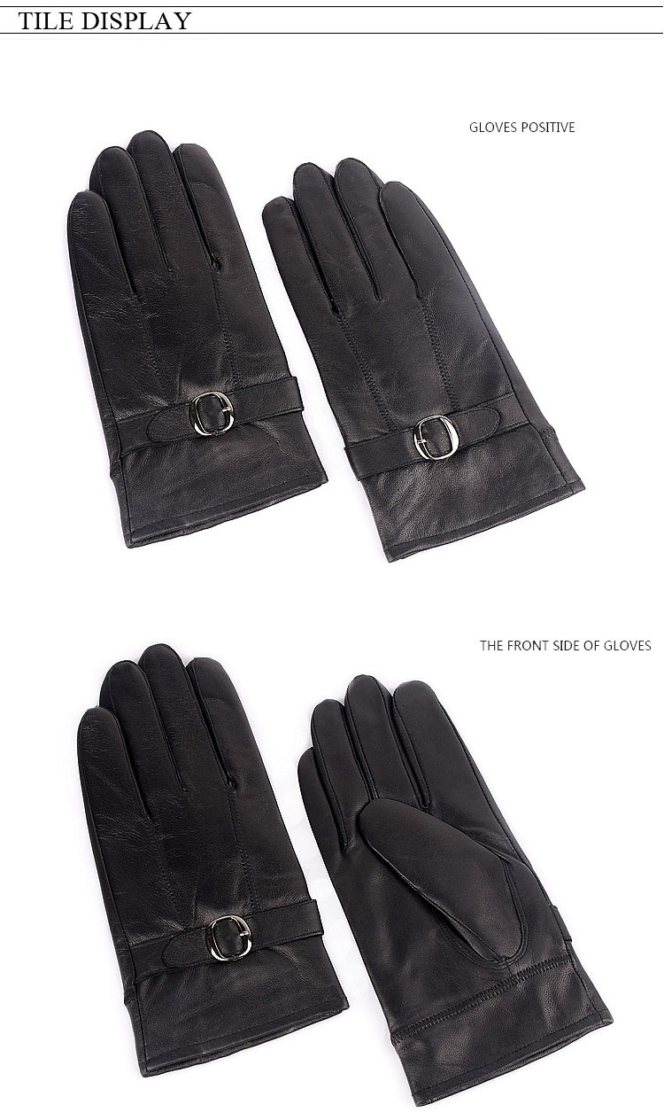 Man Leather Gloves (11)