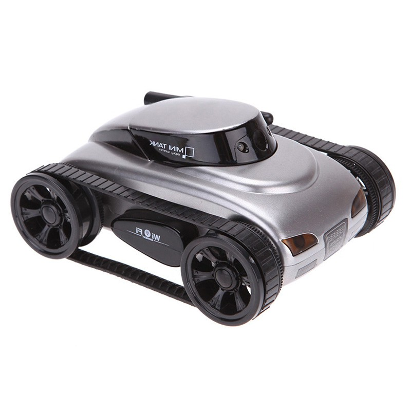 WIFI Mini RC Tank Car RC Camera Cars 777-270 with 30W Pixels Camera for iPhone iPad iPod Controller