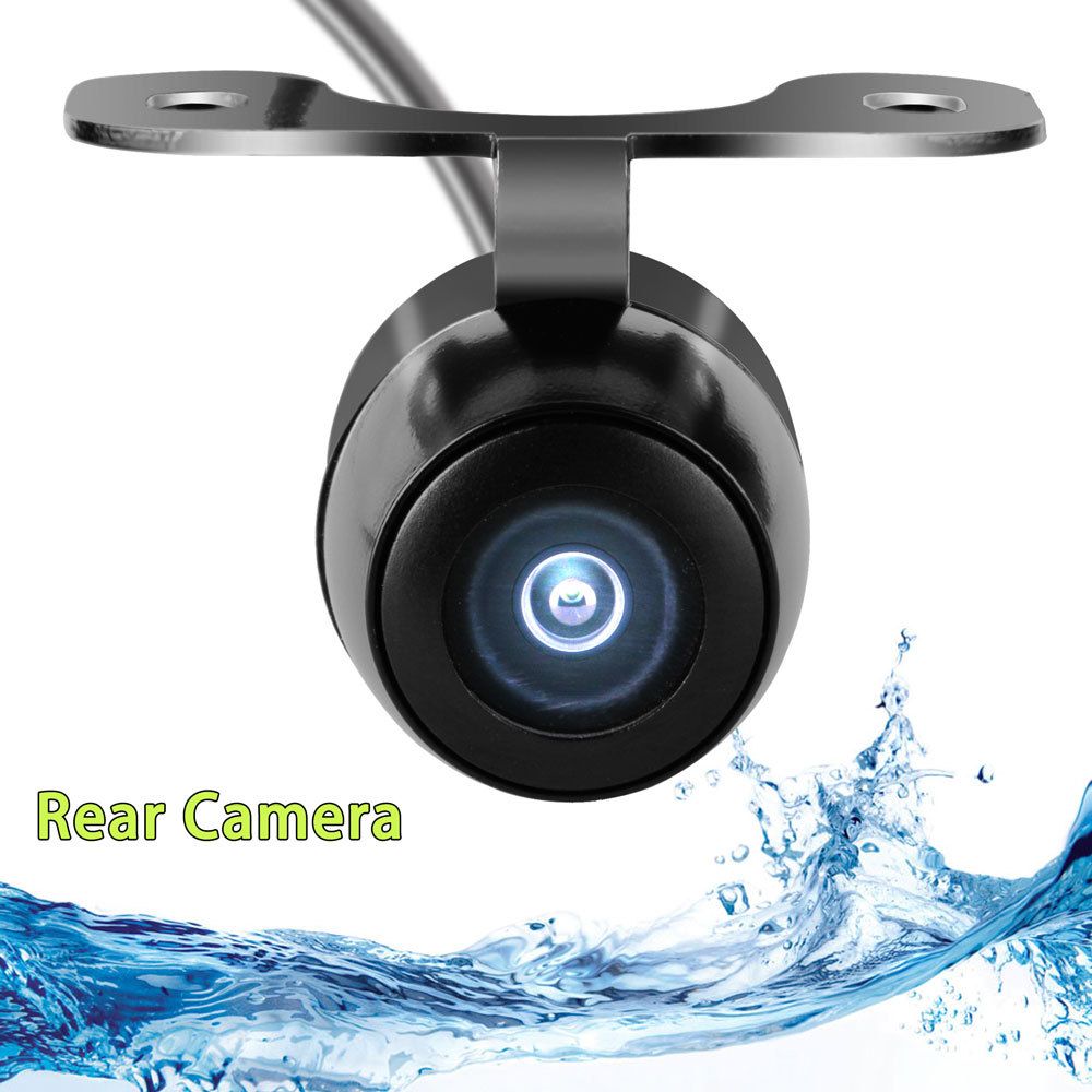 Гаджет  New Universal Car Rear view Parking Assistance Camera HD Color Version Reverse Drive CMOS Camera with 170