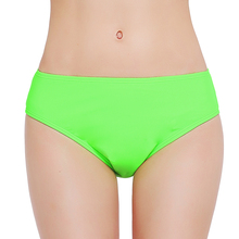 Bikini Bottom Sexy Vintage Lady Swimwear  High Waist Two-Piece Separates For Woman2014 New Arrival Fashion Brand 041