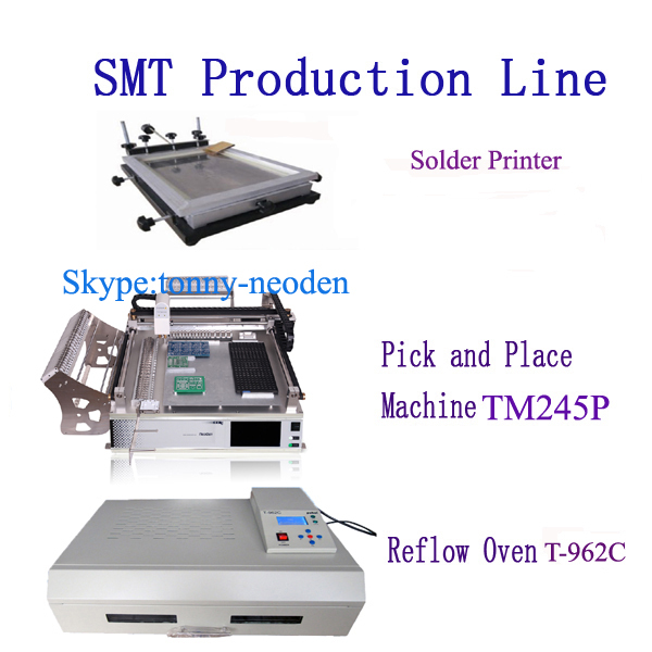 smt and place machine