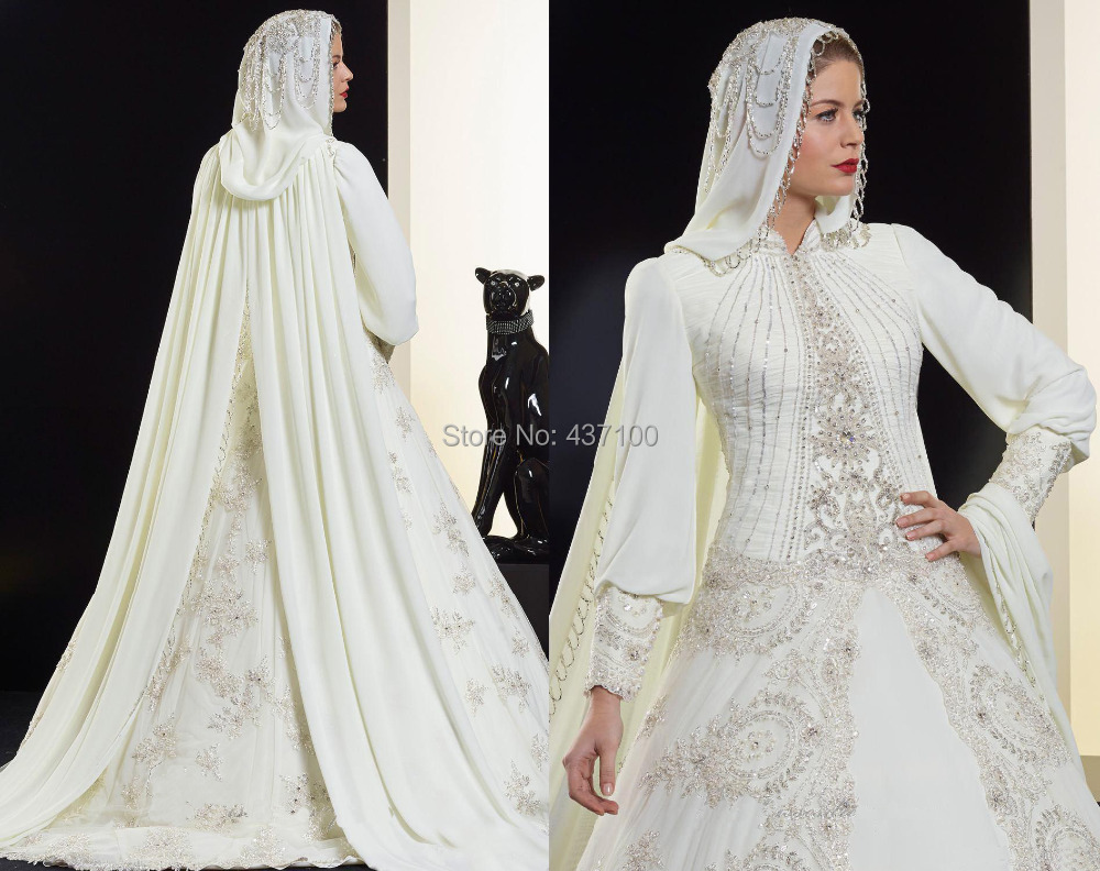Wedding Dresses with Cloaks – Dresses for Woman