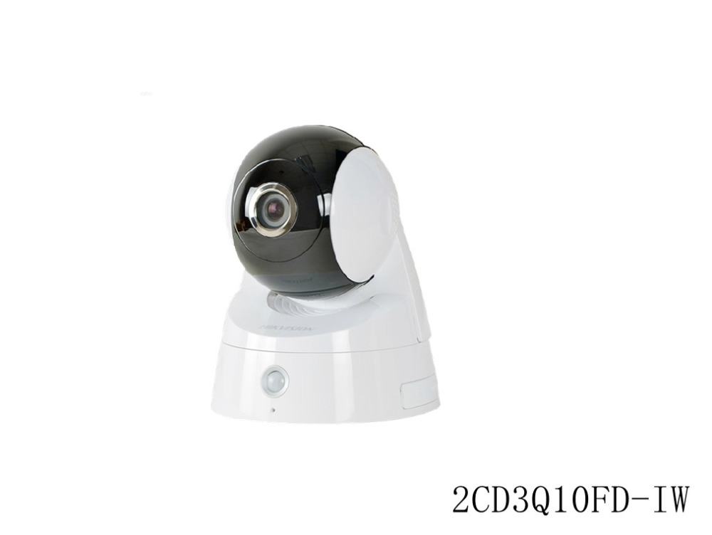 HIKVISION Original DS-2CD3Q10FD-IW Instock MiNi PTZ CCTV IP Camera 720P 1MP Support WiFi ONVIF  ,With IR Day/night  Family<br><br>Aliexpress