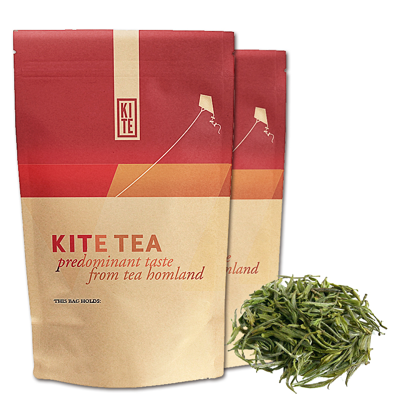 Longjing Green Tea 50g European Quality Green Tea By KITE Prefect Slimming tea to lose weight