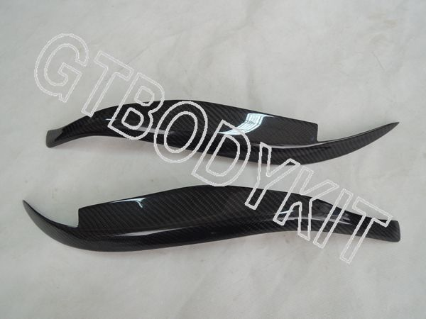 Фотография CARBON FIBER  99-01 TL 3.2TL INSPIRE SABER HEADLIGHTS EYELIDS EYEBROWS