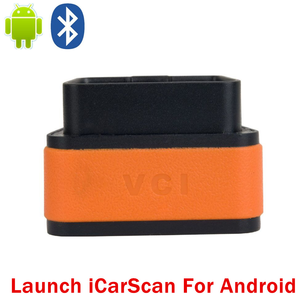 Original Launch iCarScan Super Launch X431 iDiag Auto Diag Scanner For Android with 5 Brand Vehicle Software Full System<br>