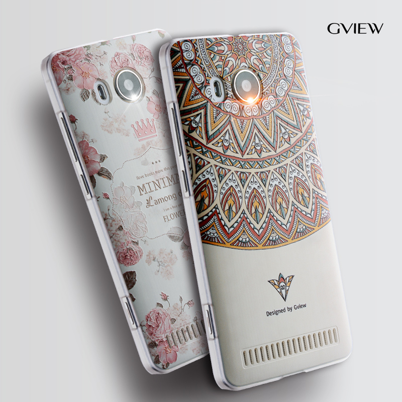 BBK Vivo Xshot Colorful Case 3D Relief Frosted PC Hard Back Cover Case For BBK Vivo Xshot X710L Phone Bag New 2015(China (Mainland))
