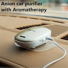 Limited Car Electronics Ozone Auto Car Ionic Air Purifier Ozonators Freshener Portable Mini Anion ionizer Fresh Smoke(China (Mainland))