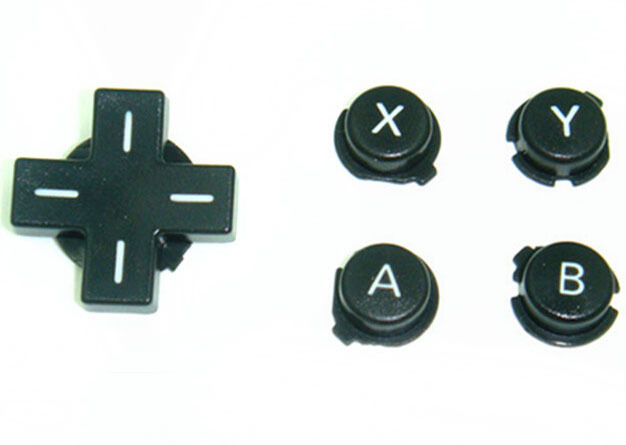 Original A Set Of Key Controller Button Cap For Nintendo ND-SL Controller(China (Mainland))