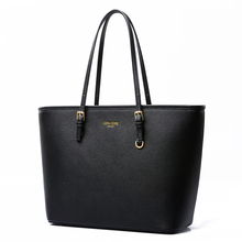New Arrival Women Handbags Brand Fashion Shoulder Shopping Bag Casual Large sac michael Contracted Designer PU Leather Tote Bag(China (Mainland))