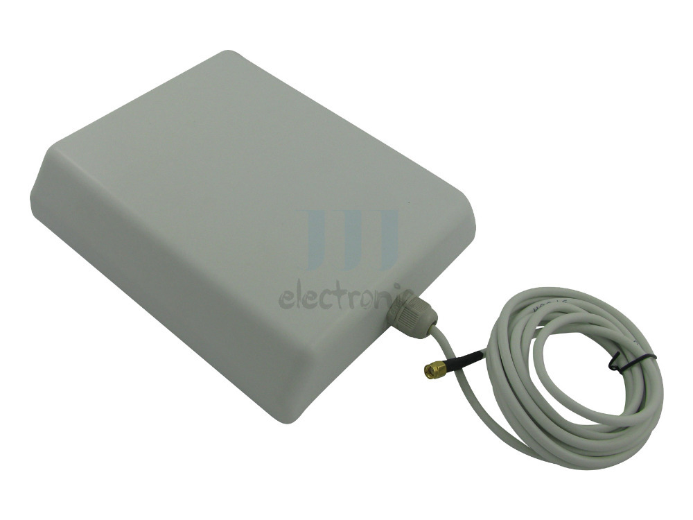 2.4G wifi antenna,2.4g high power long range outdoor cpe ap repeater wireless router with omni directional Panel antenna(China (Mainland))