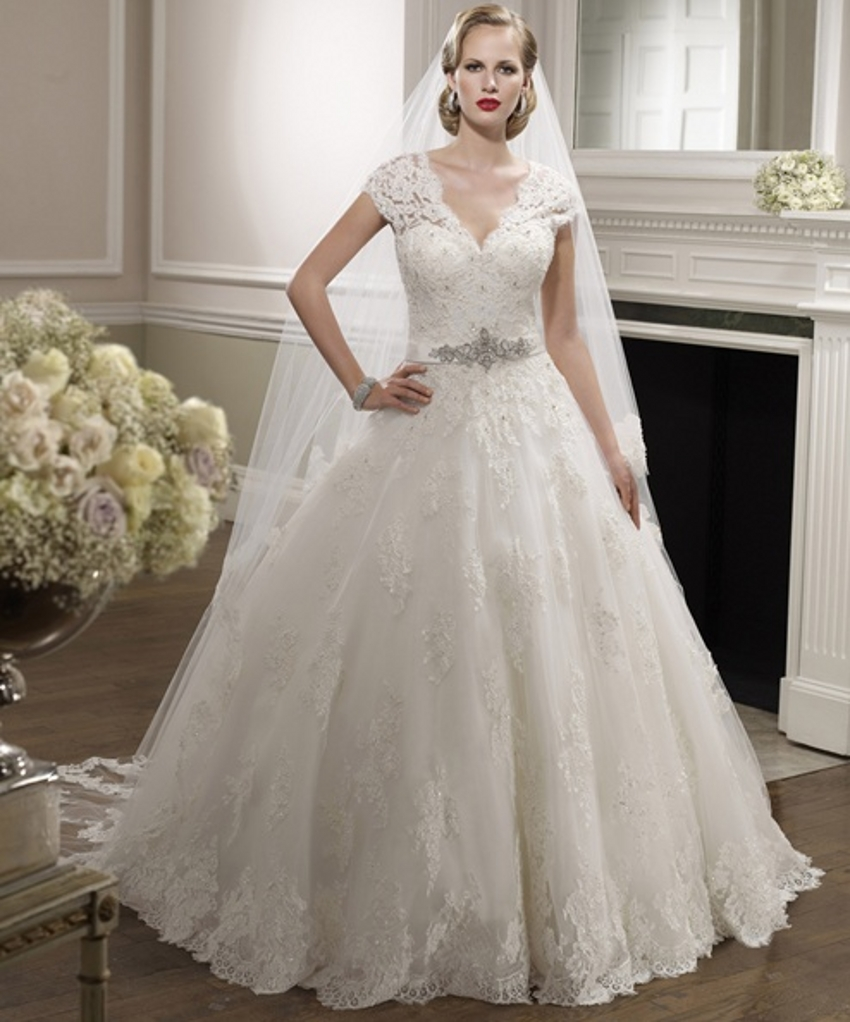 Wedding Gowns Designs With Sleeves - The Wedding