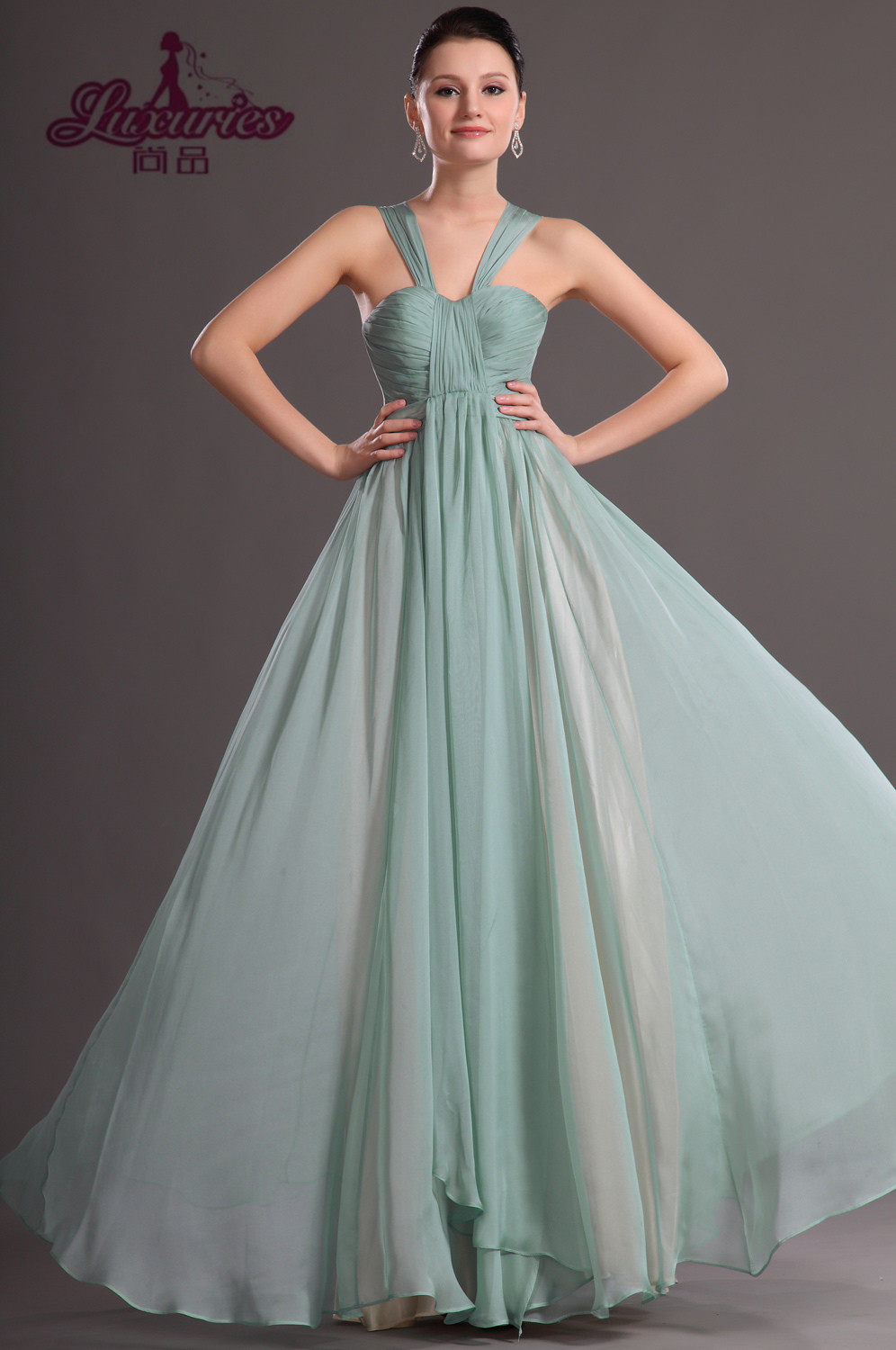 Perfect Grecian Prom Gowns Vignette - Top Wedding Gowns ...