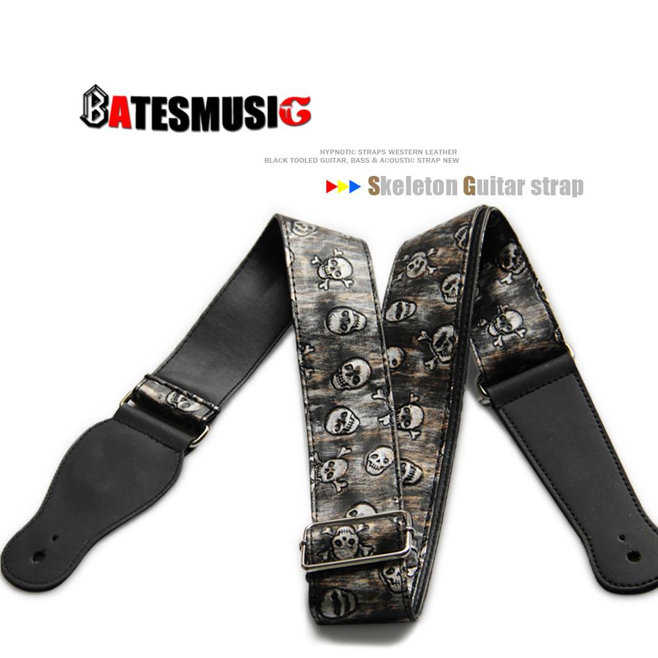 Гаджет  Free shipping Rock you guitar strap, widening, folk guitar straps, electric guitar, electric bass strap Chocolate None Спорт и развлечения