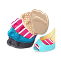 High heels Antiskid Foot Pad Sole Yard Half Foot Pad Thickening Female Invisible Sandals Women Free