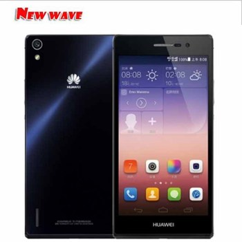 "Original Huawei Ascend P7-L00 4G LTE Wcdma Dual Sim 5.0""JDI 1080P Mobile Phone 13.0Mp Kirin 910T Quad Core Perfect  Desigin"
