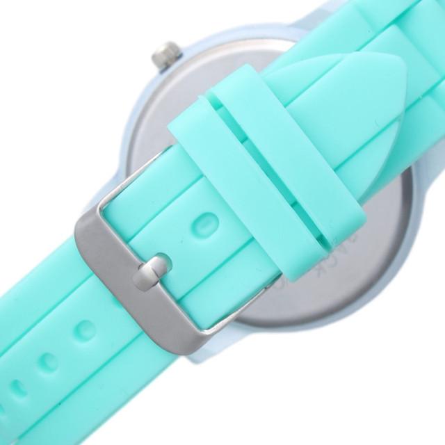 Zegarek damski GENEVA jelly watch sylikonowa opaska 17 modnych kolorów