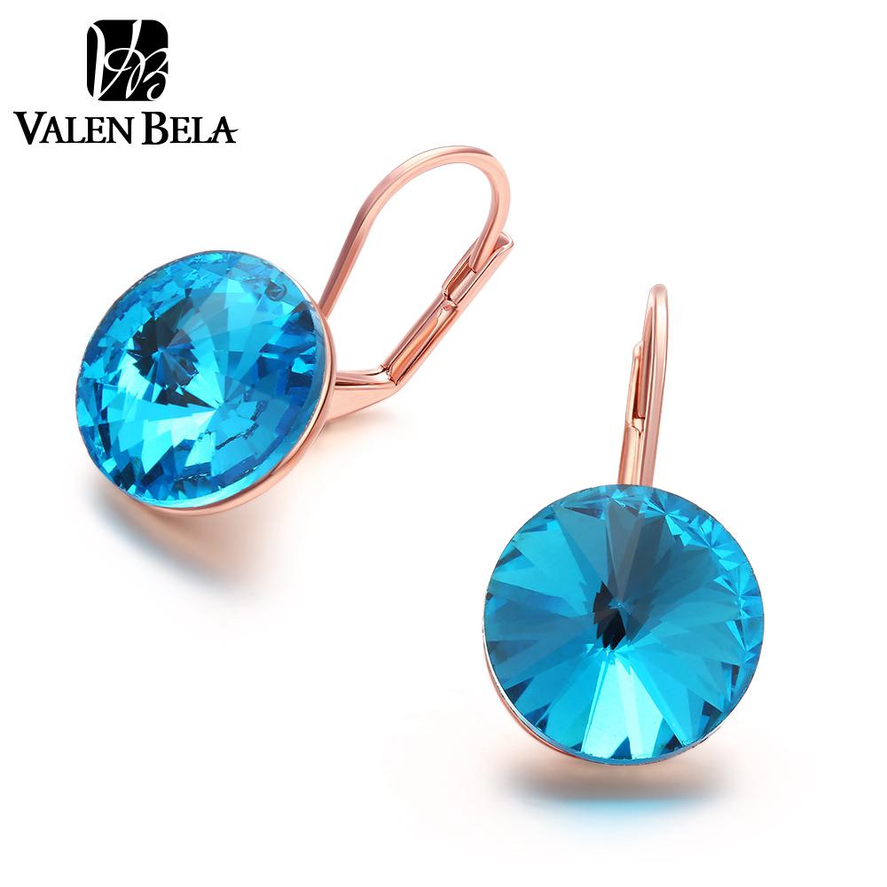 Buy valen bela blue classic clip earring - Presentoir boucle d oreille ...