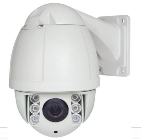 HD 1080P AHD high Speed Dome PTZ camera Security CCTV camera waterproof IR distance 50M(China (Mainland))