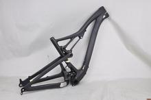Buy 27.5ER T700 ALL-MOUNTAIN CARBON MTB FRAME 650B Full Suspension Carbon AM Bike Frame FM288 for $690.00 in AliExpress store