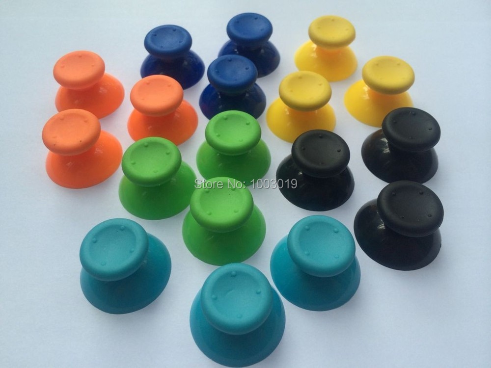 5 Pairs of Replacement 3D Analog Joystick Thumbstick Thumb Stick Cover Shell for Xbox 360 Controller Wireless Original(China (Mainland))