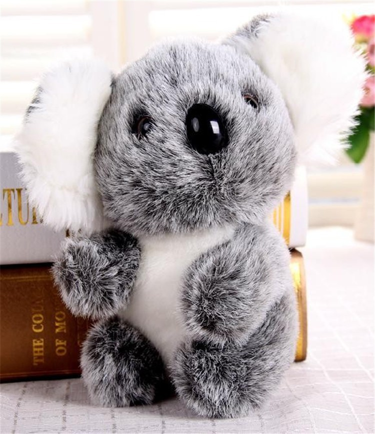 16CM New Arrival Super Cute Small Koala Bear Plush Toys Adventure Koala Doll Birthday Christmas Gift PT024(China (Mainland))