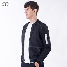 Buy Autumn Men's Jackets Solid Fashion Coats Male Casual Slim Stand Collar Jacket Men Outerdoor Overcoat 2016 Casaco Masculino for $20.02 in AliExpress store