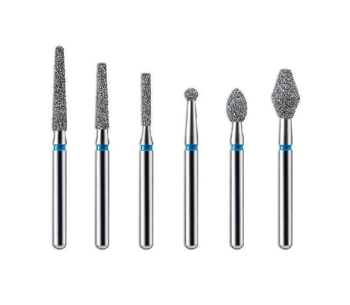 45pcs dental product dental diamond burs(China (Mainland))
