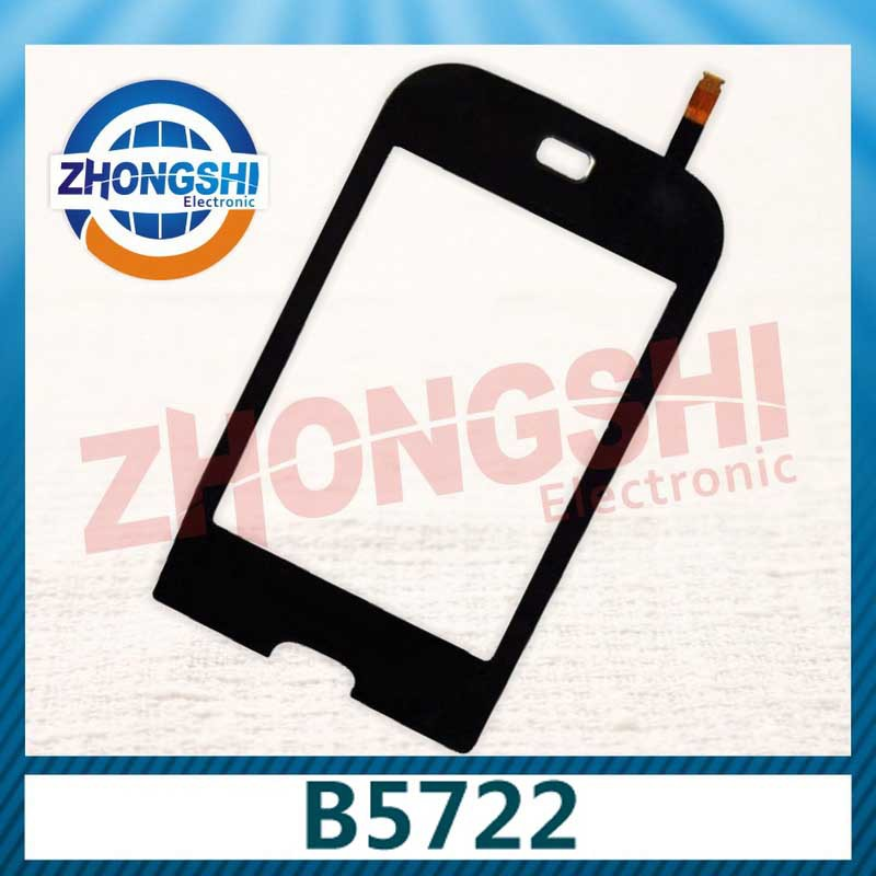 Brand New for Samsung B5722 B5722C Touch Screen Glass Replacement Digitizer Lens Free Shipping(China (Mainland))