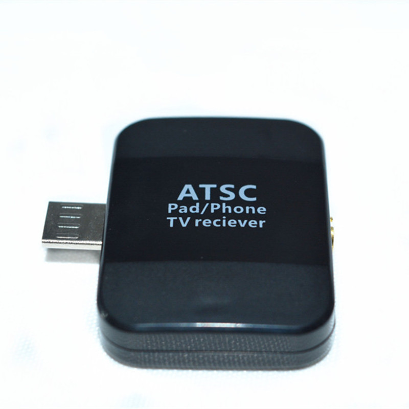 Digital ATSC TV Receiver Watch ATSC live TV on Android Phone/Pad USB TV Tuner Pad TV stick for USA /Korea /Mexico/Canada(China (Mainland))