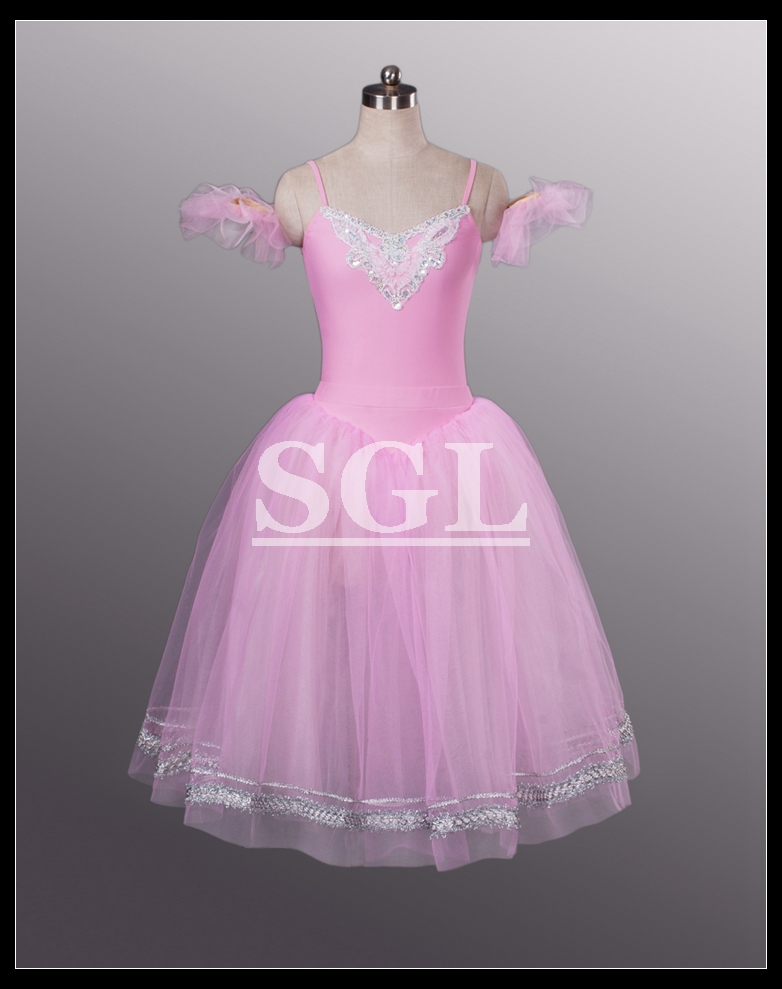 Long Tutus For Adults Free Shipping Adult Pink Long