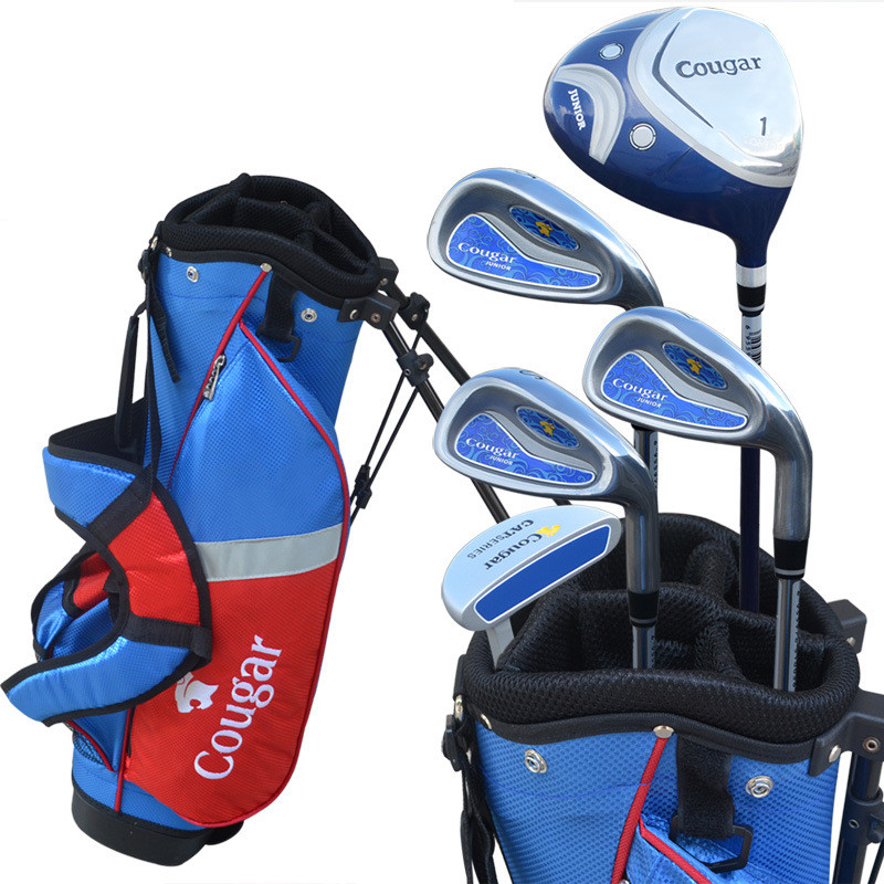Boy Girl Golf Clubs Complete Set With Bag Full Set Golf Clubs Complete Golf Sets For Children(China (Mainland))