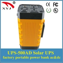 solar bank power capacity 79200 mah factory direct sale